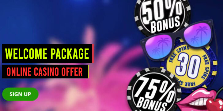 Online Casinos Offer in the Welcome Package